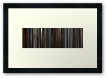 Moviebarcode: Inception (2010) by moviebarcode