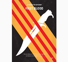 No288 My Rambo First Blood minimal movie poster Unisex T-Shirt