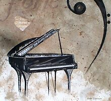 Musical Muse by Herb Dickinson