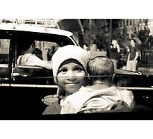 The Girl Child Photographic Print