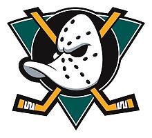 Anaheim Mighty Ducks by Robert17