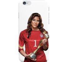 Hope Solo - World Cup iPhone Case/Skin