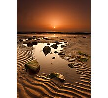 Ripples Photographic Print