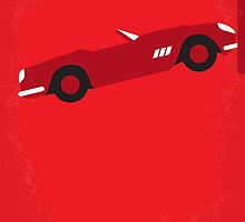 No292 My Ferris Bueller's day off minimal movie poster by JinYong