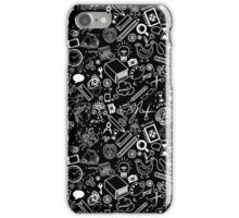 The creative process! iPhone Case/Skin