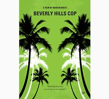 No294 My Beverly Hills cop minimal movie poster T-Shirt