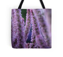 Flower Stalk Tote Bag