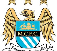 Manchester City by ReidDesign