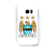 Manchester City Samsung Galaxy Case/Skin
