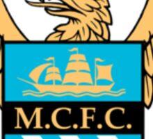Manchester City Sticker