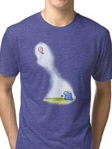 """""""Miss you"""" Tri-blend T-Shirt"""