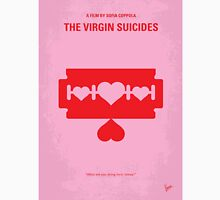 No297 My The Virgin Suicides minimal movie poster Unisex T-Shirt