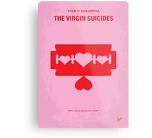 No297 My The Virgin Suicides minimal movie poster Metal Print