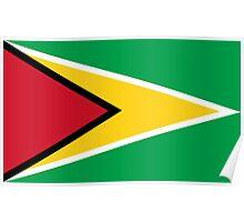 Guyana - Standard Poster