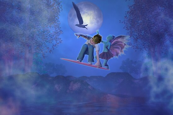 Dream Flight by Carol and Mike Werner