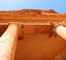 Petra - The Treasure by arthurpf