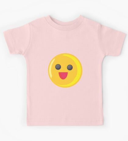 fun emote Kids Tee