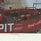 A ship named Spit by Steve