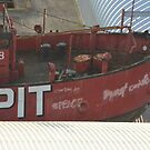 A ship named Spit by Stephen Frost