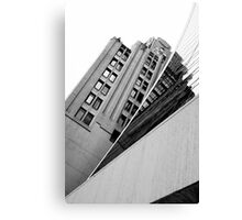 Gotham Architecture Canvas Print