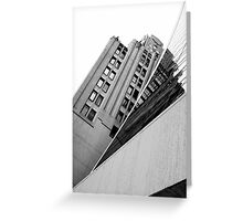 Gotham Architecture Greeting Card