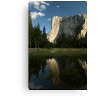 Yosemite - El Capitan Canvas Print