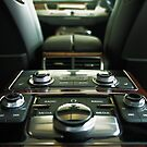Audi A8L Interior Rear by AndrewBerry