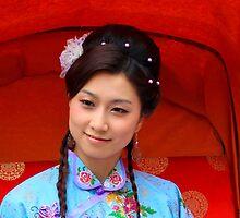 Xiguan Lady by shirleyglei
