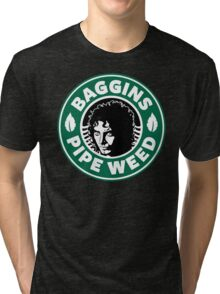 Baggins Pipeweed Tri-blend T-Shirt
