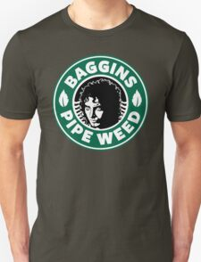 Baggins Pipeweed Unisex T-Shirt