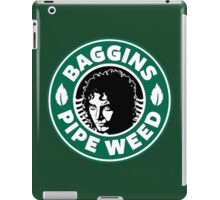 Baggins Pipeweed iPad Case/Skin