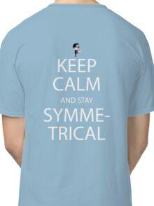soul eater keep calm and stay symmetrical anime manga shirt Classic T-Shirt