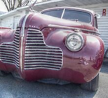 Buick Eight by James Brotherton