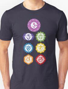 7 Chakras  Unisex T-Shirt