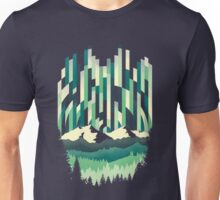 Sunrise in Vertical  Unisex T-Shirt