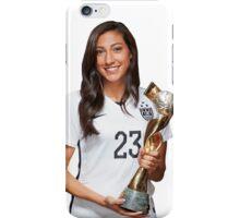 Christen Press - World Cup iPhone Case/Skin