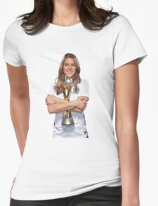 Kelley O'Hara - World Cup Womens Fitted T-Shirt