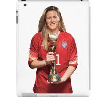 Alyssa Naeher - World Cup iPad Case/Skin