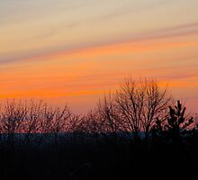 The pastel sides of sunsets by MarianBendeth