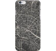 Berlin map iPhone Case/Skin