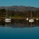 Lake Windermere Yachts by John Hare