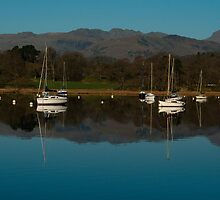 Lake Windermere Yachts by John Hare