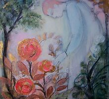 Rose Garden by Bridget Rust