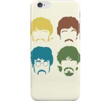 THE Beatles Minimalistic Iphone Case iPhone Case/Skin
