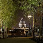 St Pauls Cathedral as viewed from the Tate Modern by oindypoind