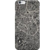 Birmingham map iPhone Case/Skin