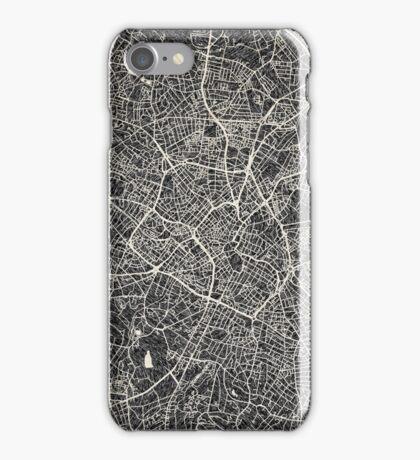 Birmingham map iPhone Case/Skin