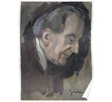 Jules Alexandre Grün Jean Louis Forain Poster