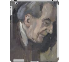 Jules Alexandre Grün Jean Louis Forain iPad Case/Skin