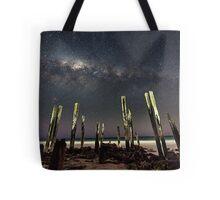 Port Willunga Stars Tote Bag